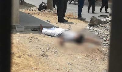 """""""Murió al enfrentarse a la Policía luego de atracar a unas personas en Maicao"""""""