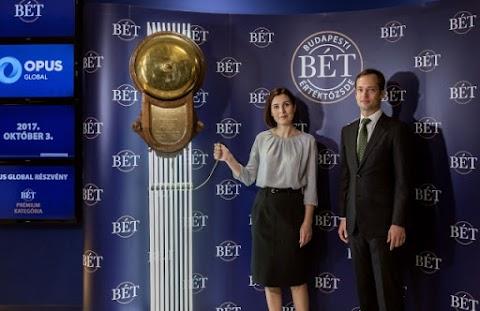 Sikeres volt az Opus Global kötvényaukciója