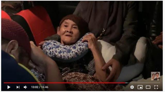 Pulang ke Tegal Usai 2 Tahun Tinggal dengan Baim Wong, Nenek Iro Ucap Permintaan: Nanti Bacain Yasin