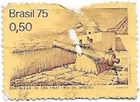 Selo Fortaleza de Santa Cruz, RJ