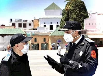 المديرية العامة للأمن الوطني .. 9499 عدد موظفي الشرطة الذين استفادوا من الترقية برسم السنة المالية 2020