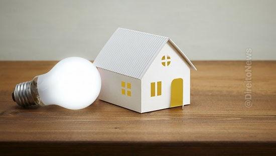 casa construida app direito energia eletrica