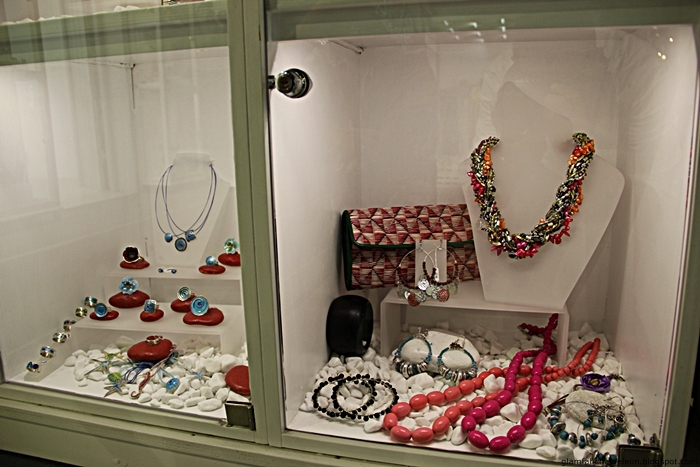 Thira Santorini jewelry shops