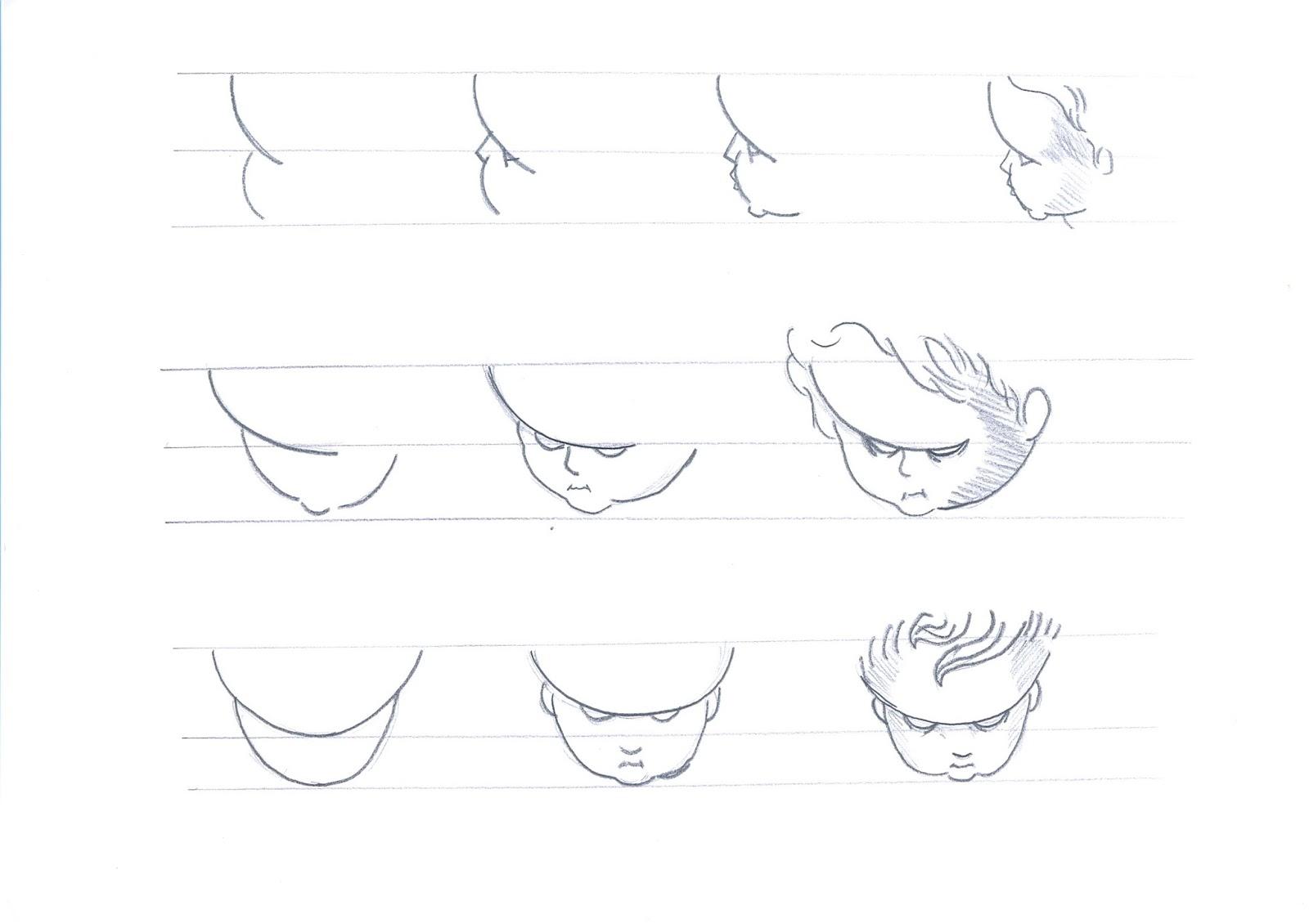 cânones da proporção corporal desenho clássico