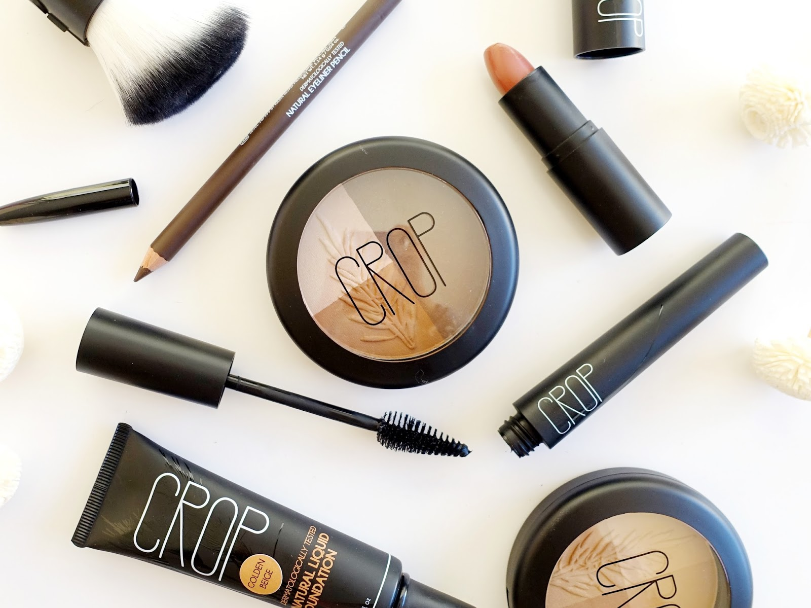 Image result for typography design on makeup products