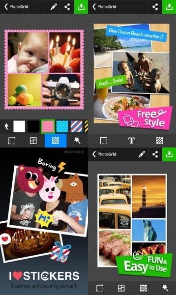 Free Download Photo Grid:Photo Collage Maker Apk v5.241