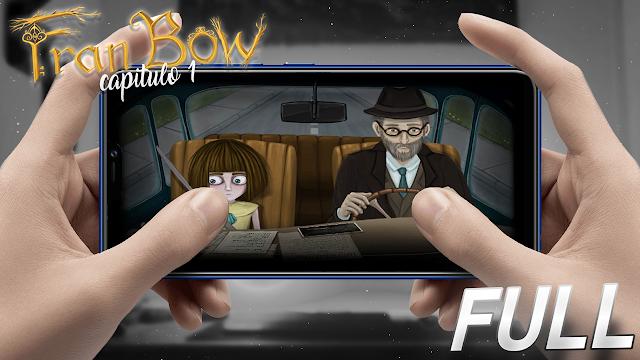 Fran Bow Capítulo 1 (Full) v2.0.3 Para Teléfonos Android [Apk]