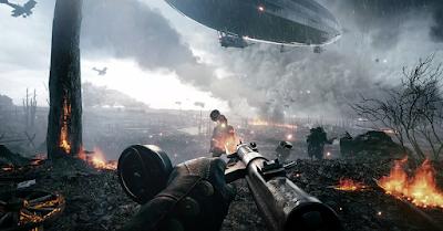 Battlefield 1 נראה מדהים עם תיקוני צבע וברזולוציית 4K