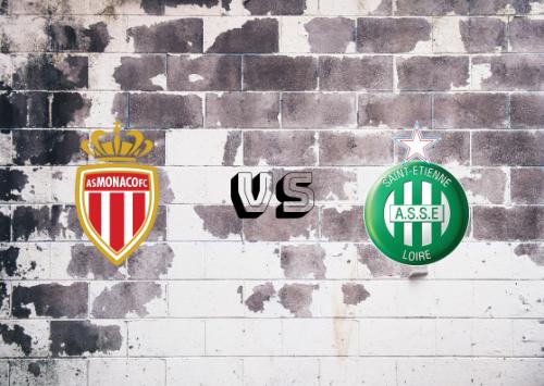 AS Mónaco vs Saint-Étienne  Resumen