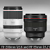 Canon Launches Impressive RF 70-200mm f/2.8 and 85mm f/1.2 DS Lenses
