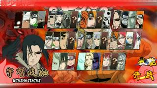 Download Naruto Senki Baru MOD VERSI CHINA Android
