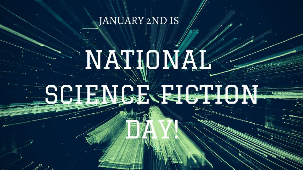 National Science Fiction Day Wishes Images