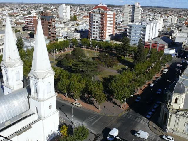 Olavarría es el distrito con más casos de coronavirus del interior bonaerense.
