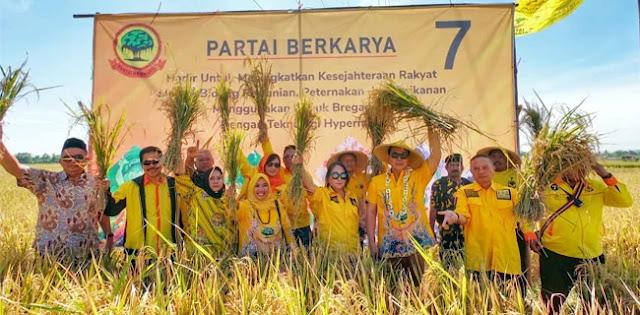 Tommy Soeharto: Selama 21 Tahun Sektor Pertanian Jalan di Tempat