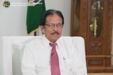 Menteri Sofyan Bantah Kaltim Sebagai Ibu Kota Baru