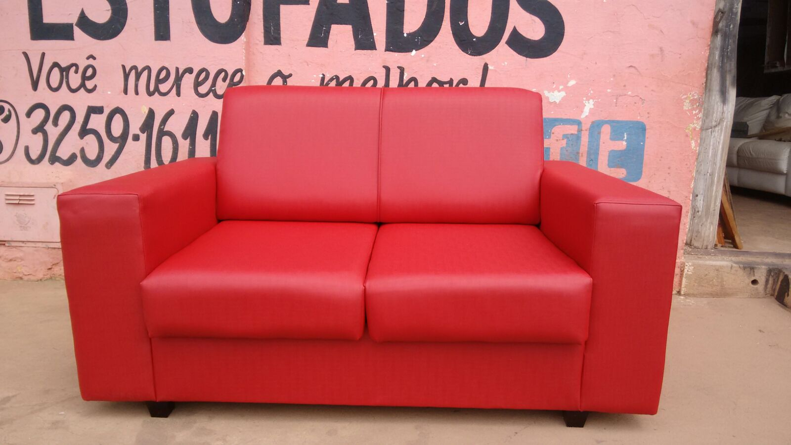 sofa seda sintetica kennedy leather restauração de estofados