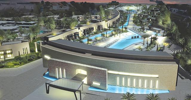 Δείτε το πρώτο ξενοδοχείο 6 αστέρων στην Ελλάδα