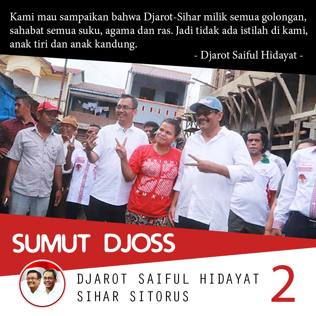 Sumatera Utara Itu Harus Bangkit Karena Sumut itu Semua Urusan Mudah dan Transparan