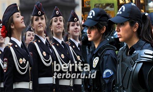 Perbandingan Kekuatan Militer Rusia dan Turki