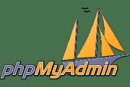 Cara Melihat Tabel dan Mengganti Bahasa di phpMyAdmin