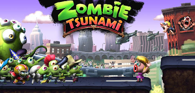 Downlooad Zombie Tsunami v3.0.2 + Mod Android