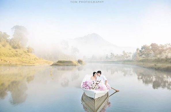 Wisata Taman Lembah Dewata, Spot Favorit Pecinta Fotografi