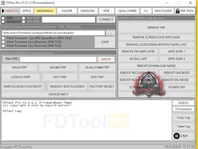 FDTool Pro V1.0.1.2 | Free Download | Qualcomm | Samsung | Oppo | VIVO | Xiaomi