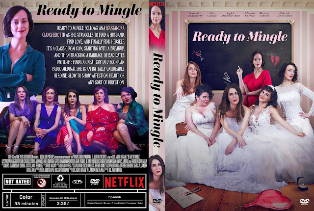 Ready To Mingle DVD Cover
