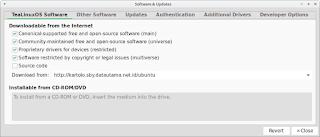 TeaLinuxOS Distro GNU/Linux Racikan Para Programmer Indonesia