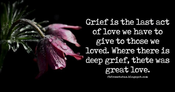 Sympathy Messages And Condolence Quotes With Images