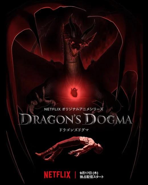 Netflix estrenará el anime de Dragon's Dogma en septiembre.