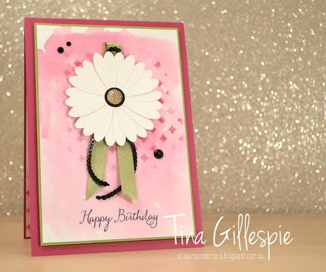 scissorspapercard, Stampin' Up!, Art With Heart, Balloon Celebration, Bunch Of Blossoms, Daisy Punch