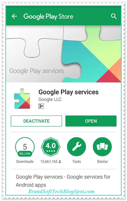 Google Play Services 2021 Mac