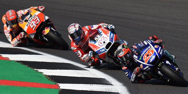 Jadwal siaran langsung MotoGP San Marino