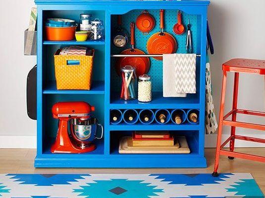 5 Οικονομικοί Τρόποι για να δημιουργήσετε λειτουργικά 'Επιπλα Κουζίνας