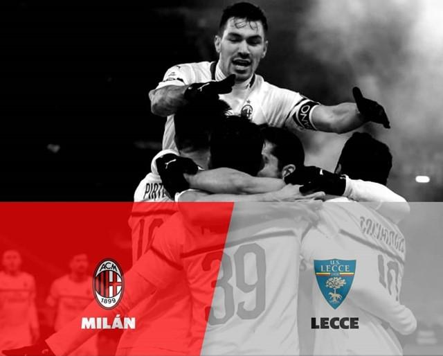 AC Milan Vs Lecce - IGacmilan.panama