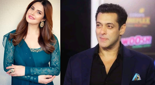 सलमान खान की बीवी बनने को तैयार बालीवुड यह खूबसूरत एक्ट्रेस, जानिए कौन वो एक्ट्रेस