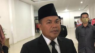 Berstatus Tersangka Korupsi, Mantan Bupati Labusel Wildan Tanjung Belum Ditahan