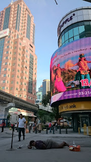 Jalan Sultan Ismail Bukit Bintang Kuala Lumpur