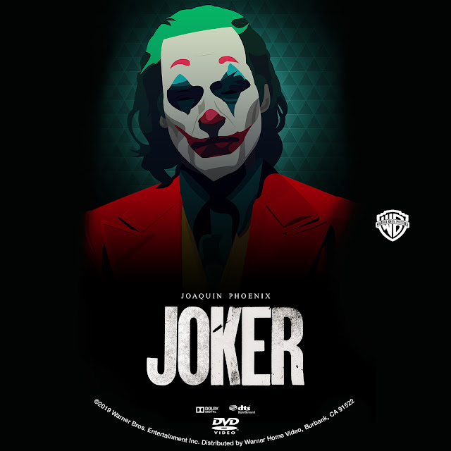 Joker DVD Cover