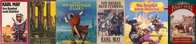 Bagdadtól Sztambulig könyv külföldi kiadások