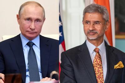 Putin Jayshankar
