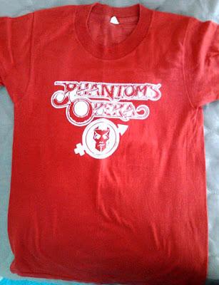 Phantom's Opera t-shirt