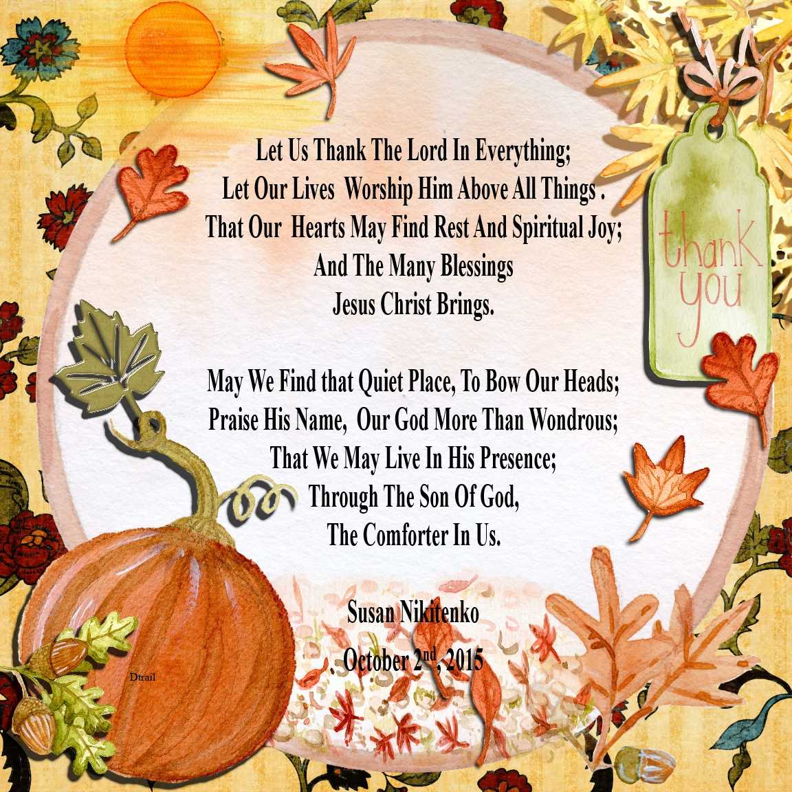 thanksgiving poem images