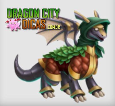 Dragão Escoteiro - Informações