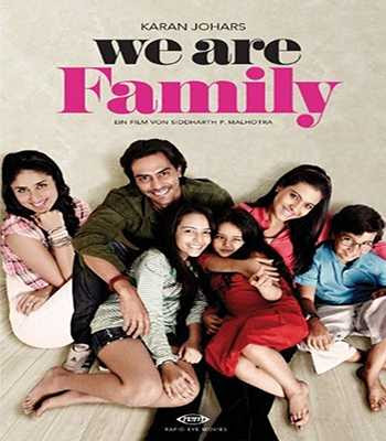 We Are Family الهندي فيلم مترجم