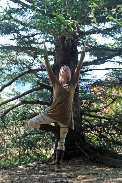 organic+long+sleeve+tunic - Spirit Tree Organic Tunic : Eco Friendly Fashion