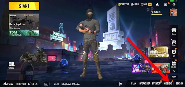 PUBG Lite free BC  How do you get BC in PUBG Lite for free