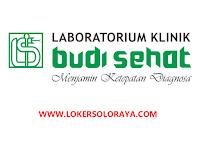 Lowongan Kerja Solo dan Jogja November 2020 di Laboratorium Budi Sehat