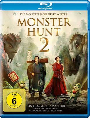 Monster Hunt 2 (2018) Dual Audio [Hindi – Amharic] 1080p | 720p BluRay ESub x265 HEVC 1.4Gb | 630Mb